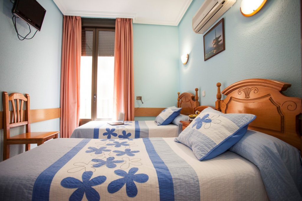 20 - Hostal Bermejo Madrid