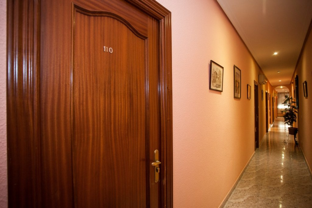 29 - Hostal Bermejo Madrid