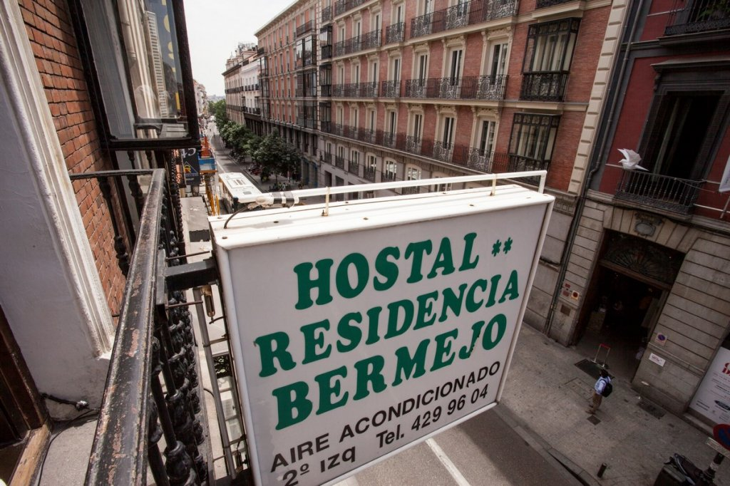 30 - Hostal Bermejo Madrid