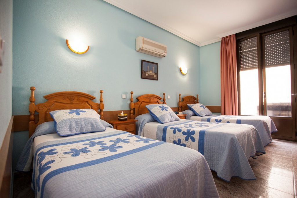 6 - Hostal Bermejo Madrid