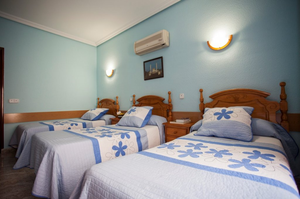 7 - Hostal Bermejo Madrid