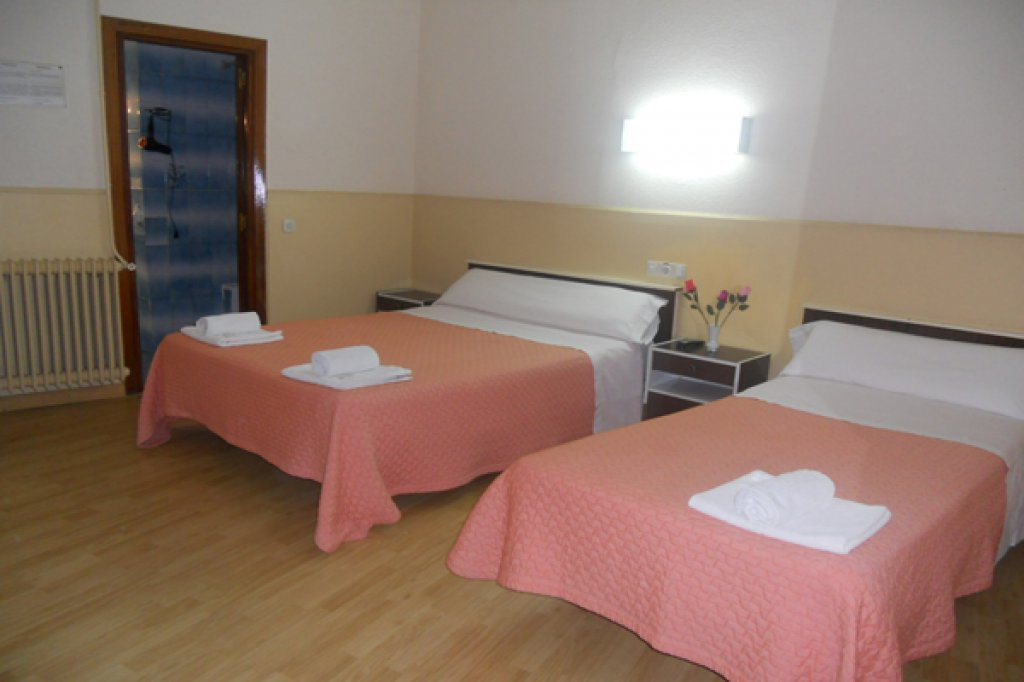 Hostal Olga Madrid