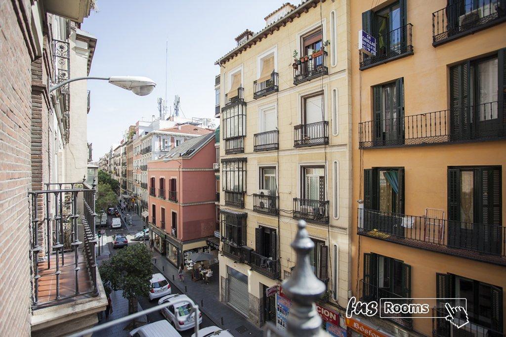 11 - Pensión centro Madrid