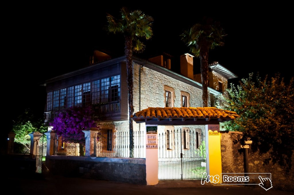 Hotel Arcea Villamiramar Llanes