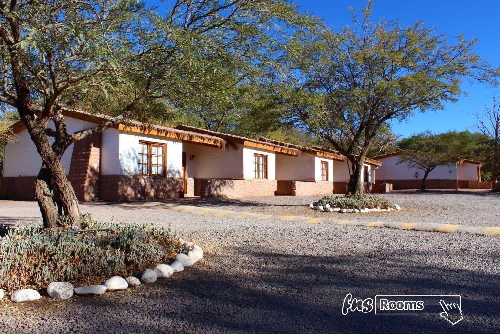 Hoteles en San Pedro de Atacama