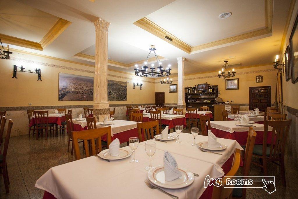 Hotel  Apartamentos Restaurante  Los Hermanos  Ocaña