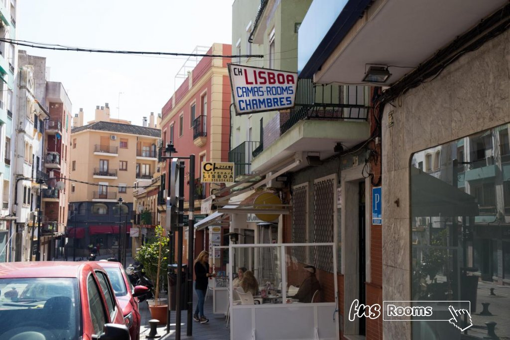 Hostal Algeciras center