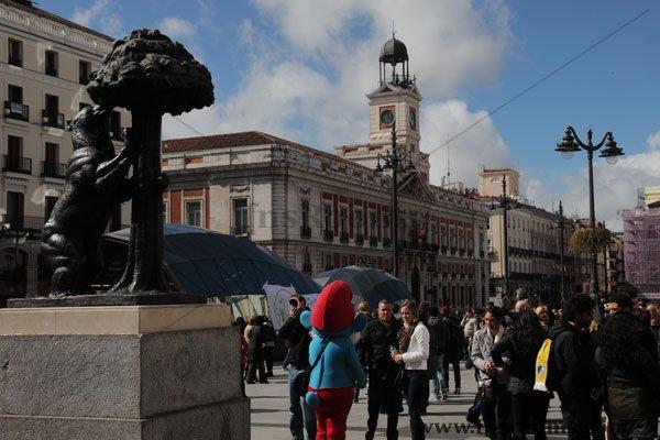 Hostal Reconquista en Madrid