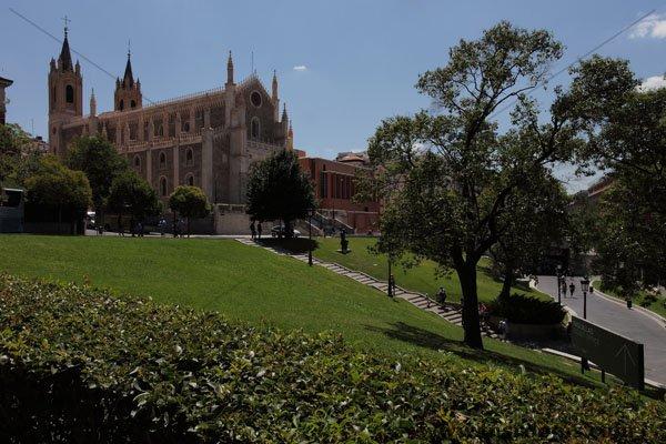 Hostal Reconquista in Madrid