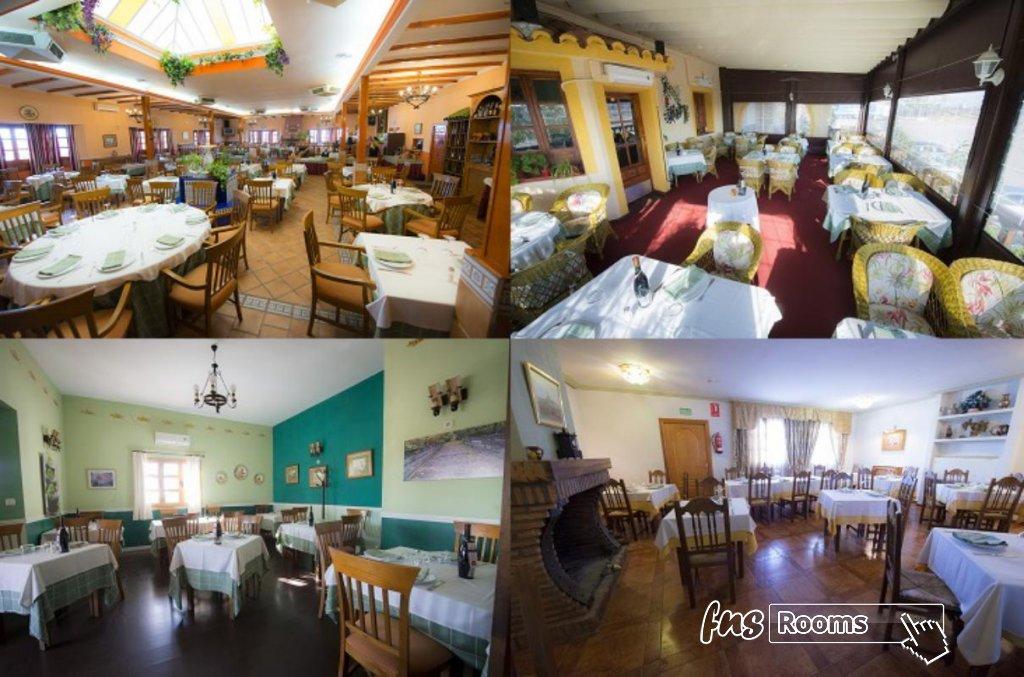 27 - Hotel Restaurante Los Arcos