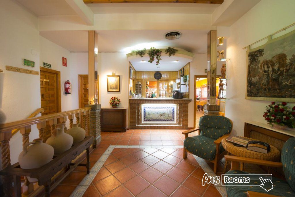 29 - Hotel Restaurante Los Arcos