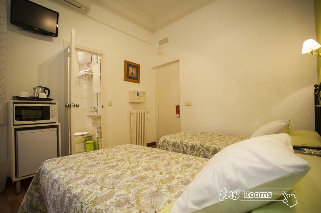 P Ava rooms Madrid