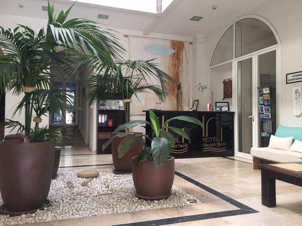 3 - Hoteles Tarifa