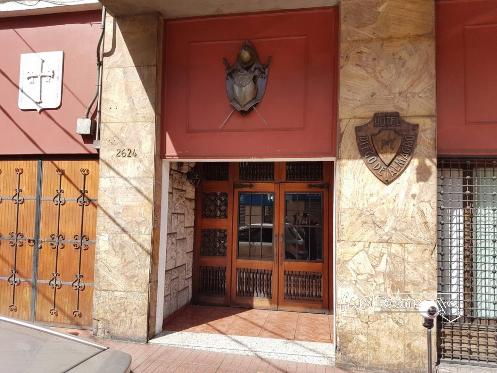 Hotel Diego de Almagro Antofagasta Express