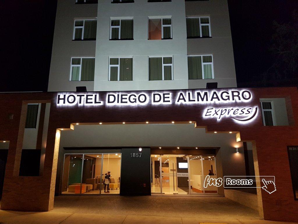 Hotel Diego de Almagro Calama Express