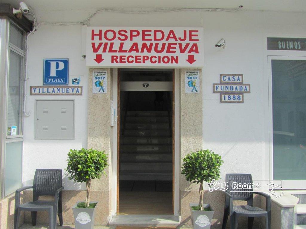 Hospedaje Villanueva