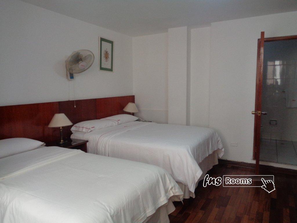 Hotel el Carmelo Lima