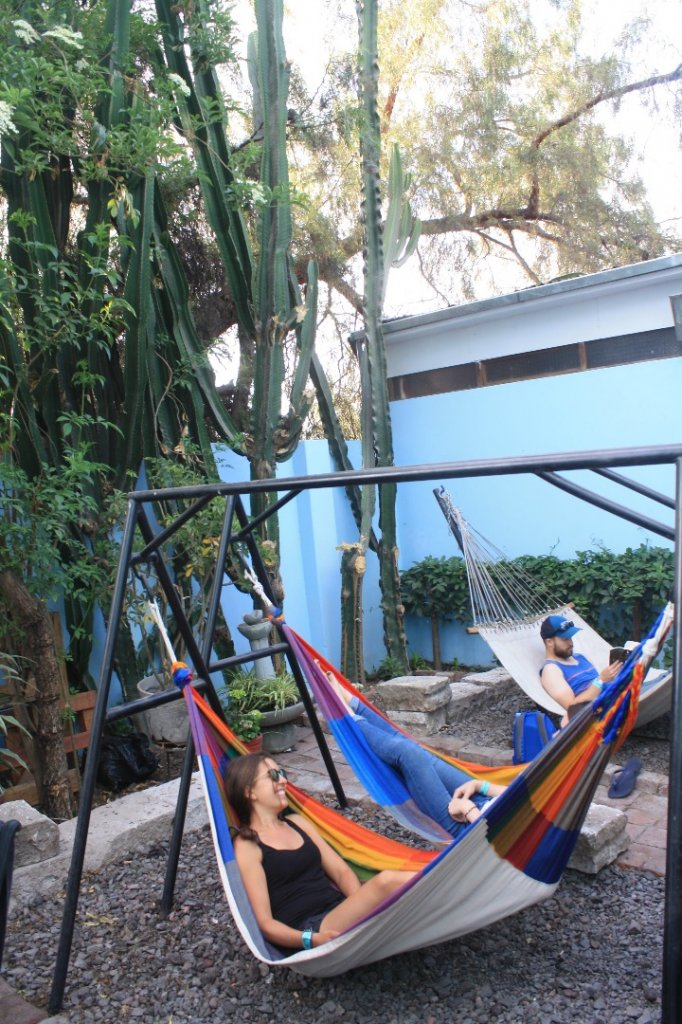 arequipay backpackers