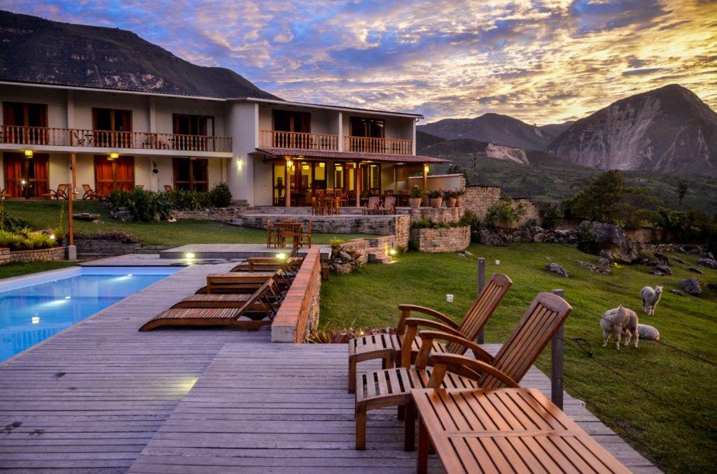 Gocta Andes  Lodge Cocachimba