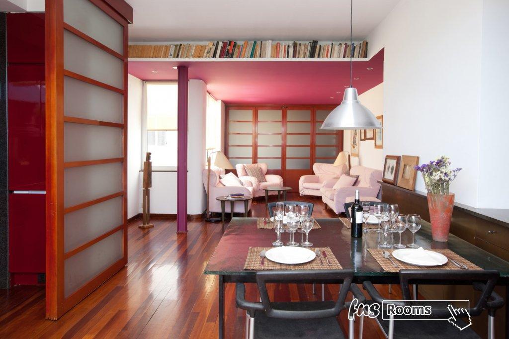 centric apartment Picasso Barcelona