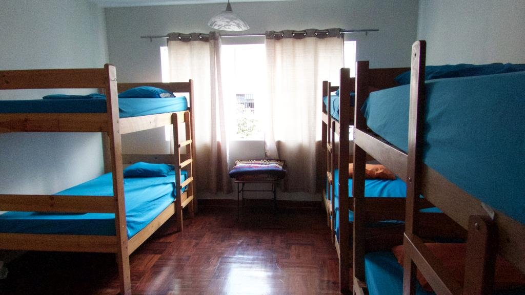 PUNTA ROQUITAS - Bunk beds (6 beds). Shared bathroom