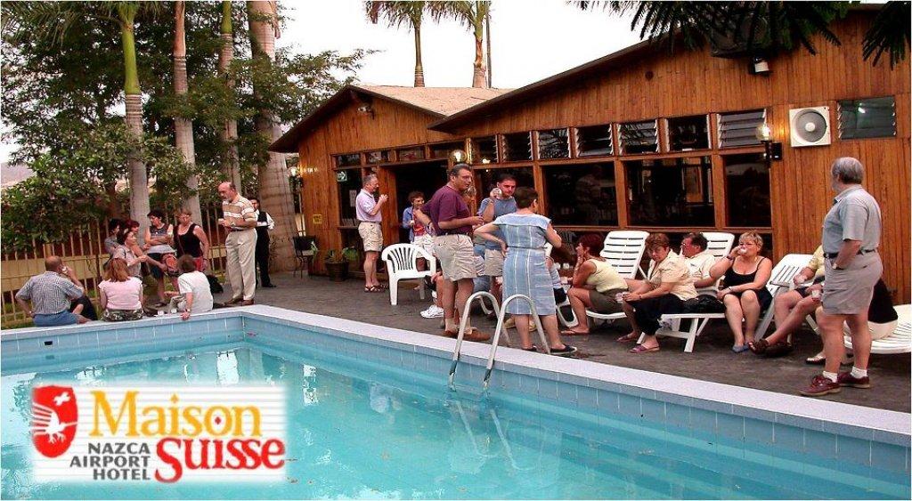 HOTEL LA MAISON SUISSE - NAZCA Nasca
