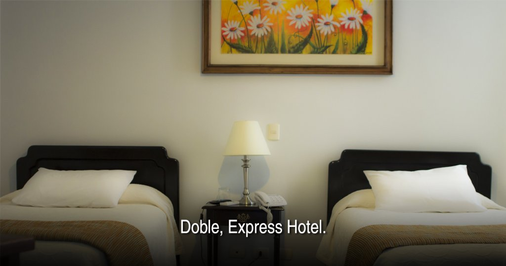 HOTEL LAS TERRAZAS EXPRESS Chillán