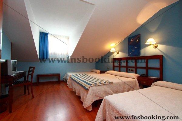 Bufon de Arenillas Hotel *** Llanes