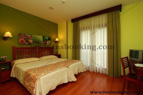 Bufon de Arenillas Hotel ***