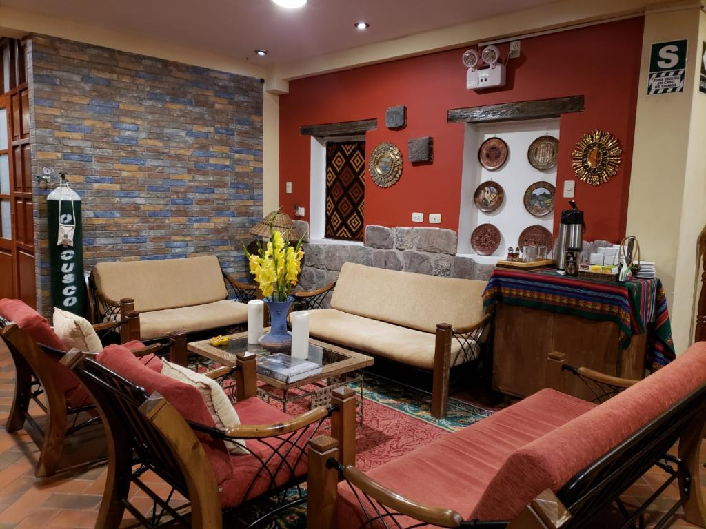Hotel Amerindia Cuzco