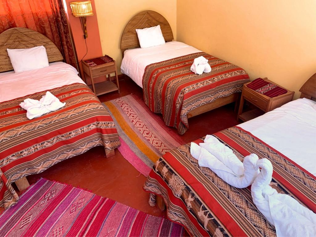Inka Khawarina Tambo Lodge Ollantaytambo