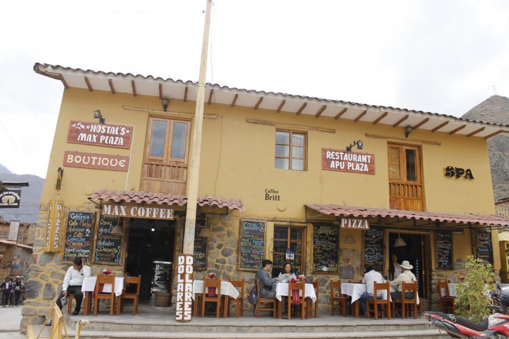 Hostal Max Plaza Ollantaytambo
