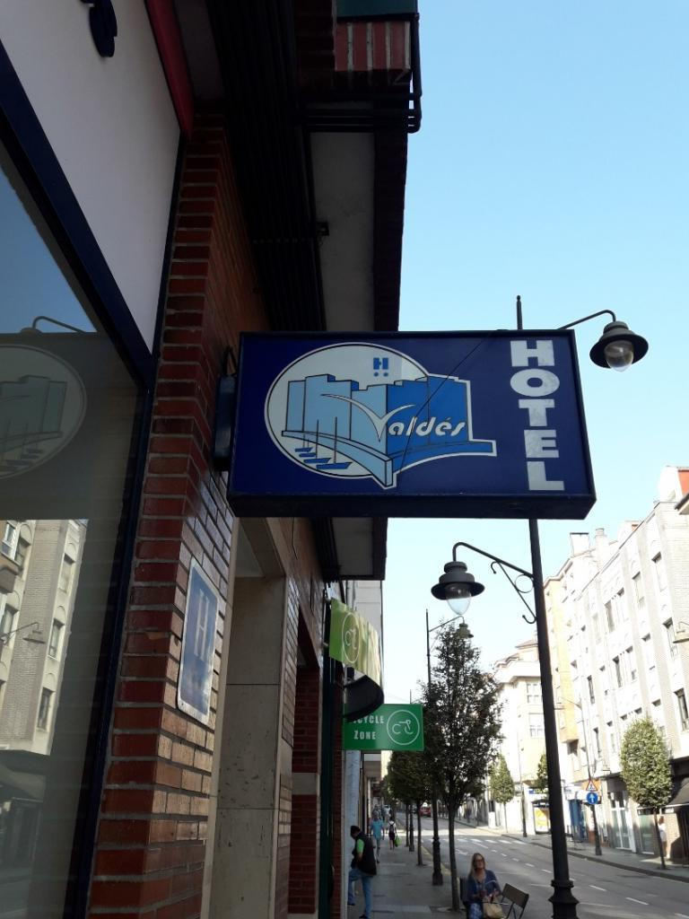 Hostal en Gijón