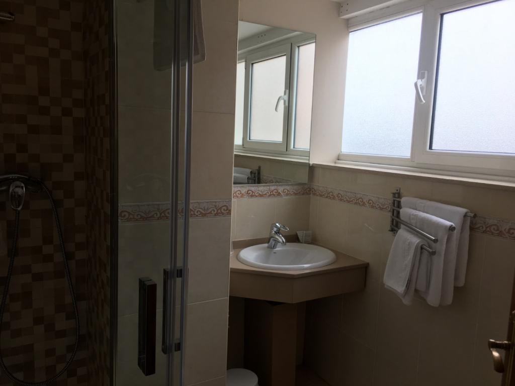 Matrimonial. Baño privado