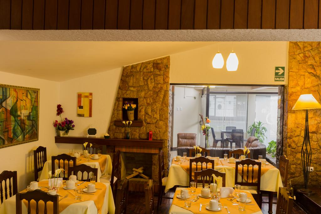 Hotel Country trujillo