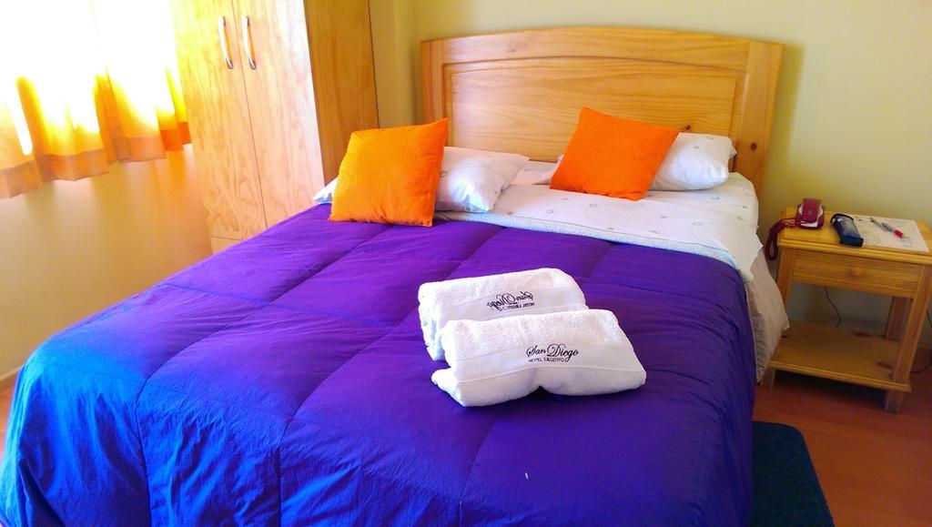 Hotel Ejecutivo San Diego Trujillo