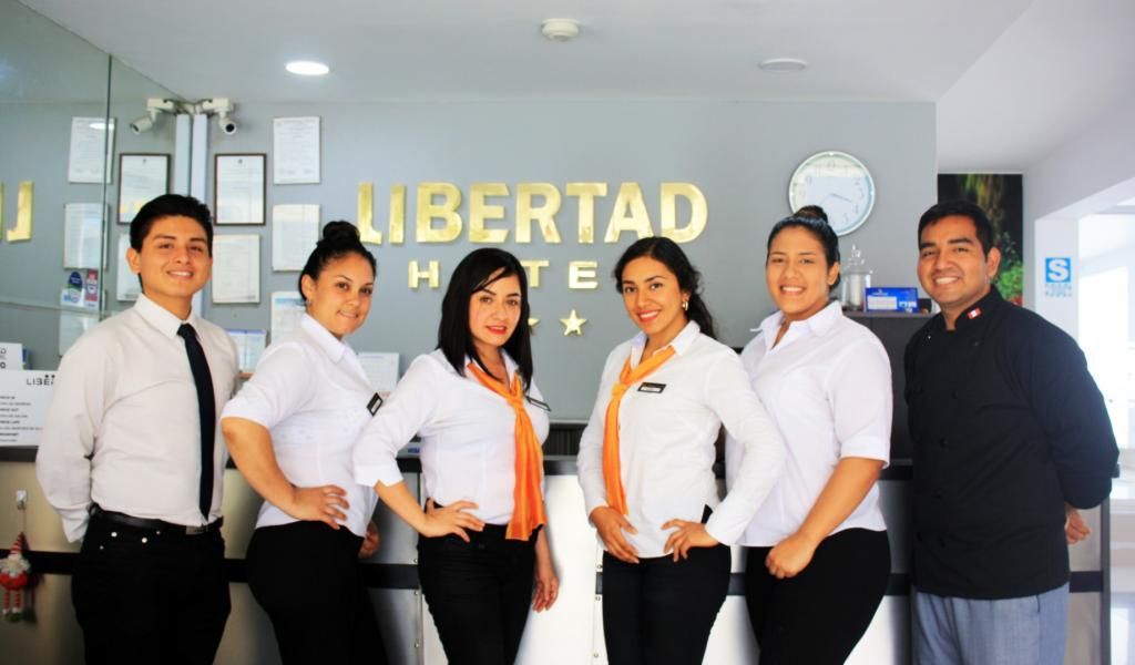 Hotel Libertad Trujillo