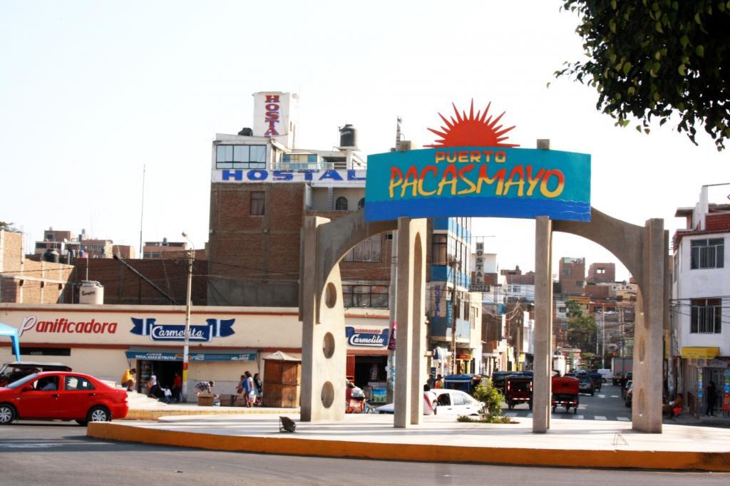 Hotel Libertad-Pacasmayo Pacasmayo