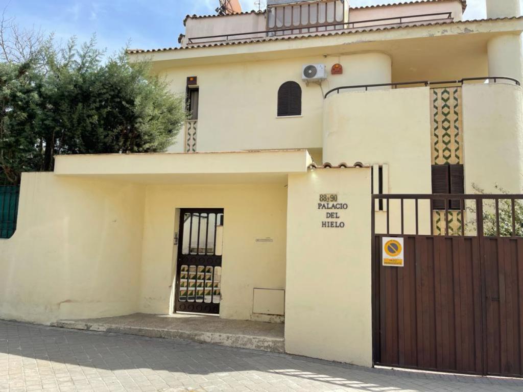 Casa Palacio de Hielo Madrid