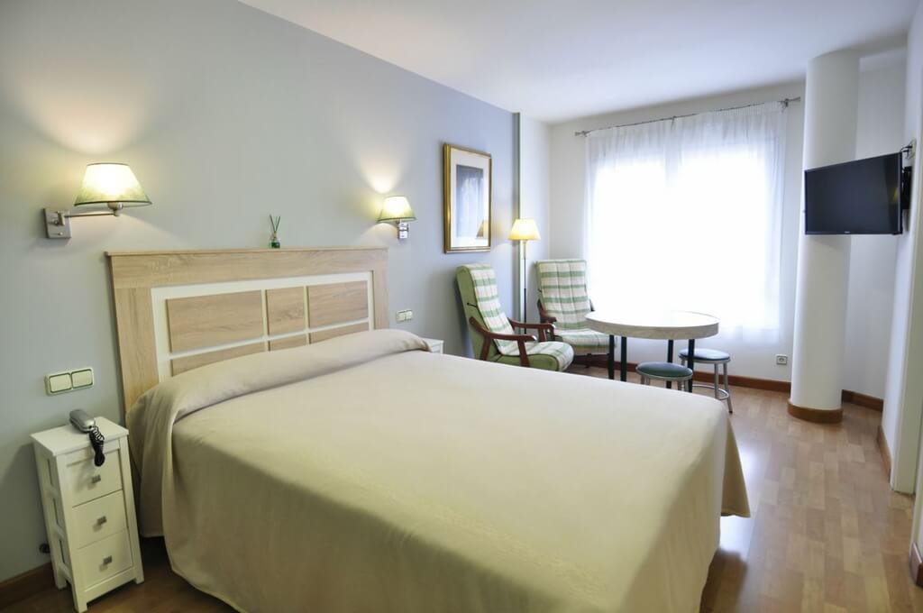 Hotel Apartamentos Aralso Segovia