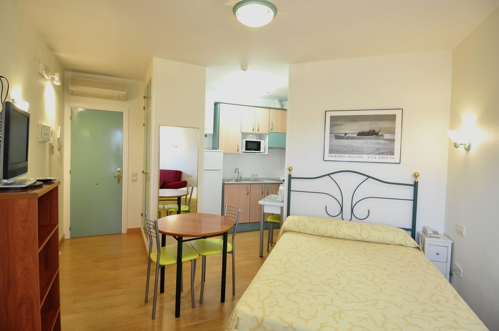 Hotel Apartamentos Aralso Sotillo La Lastrilla