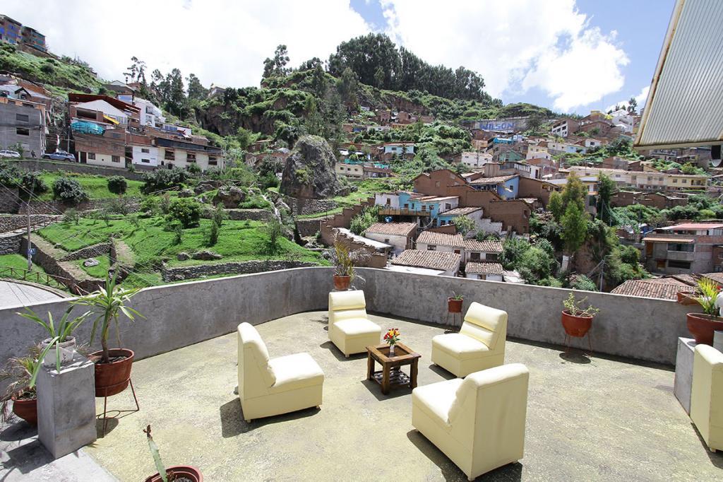 Cascada del Inka Cuzco