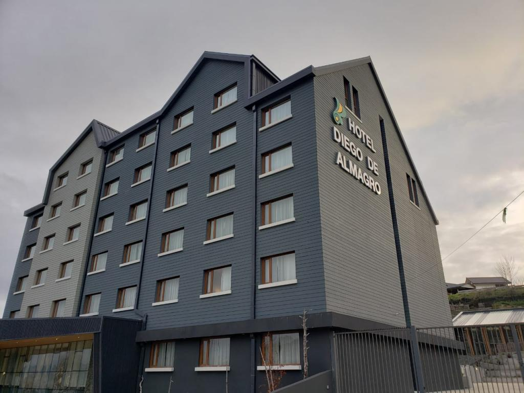 Hotel Diego de Almagro Castro Imágenes