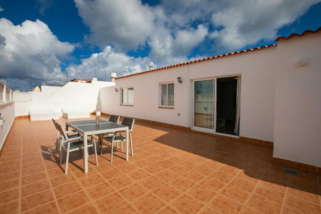 The Roof of the City Center, by Comfortable Luxury Corralejo