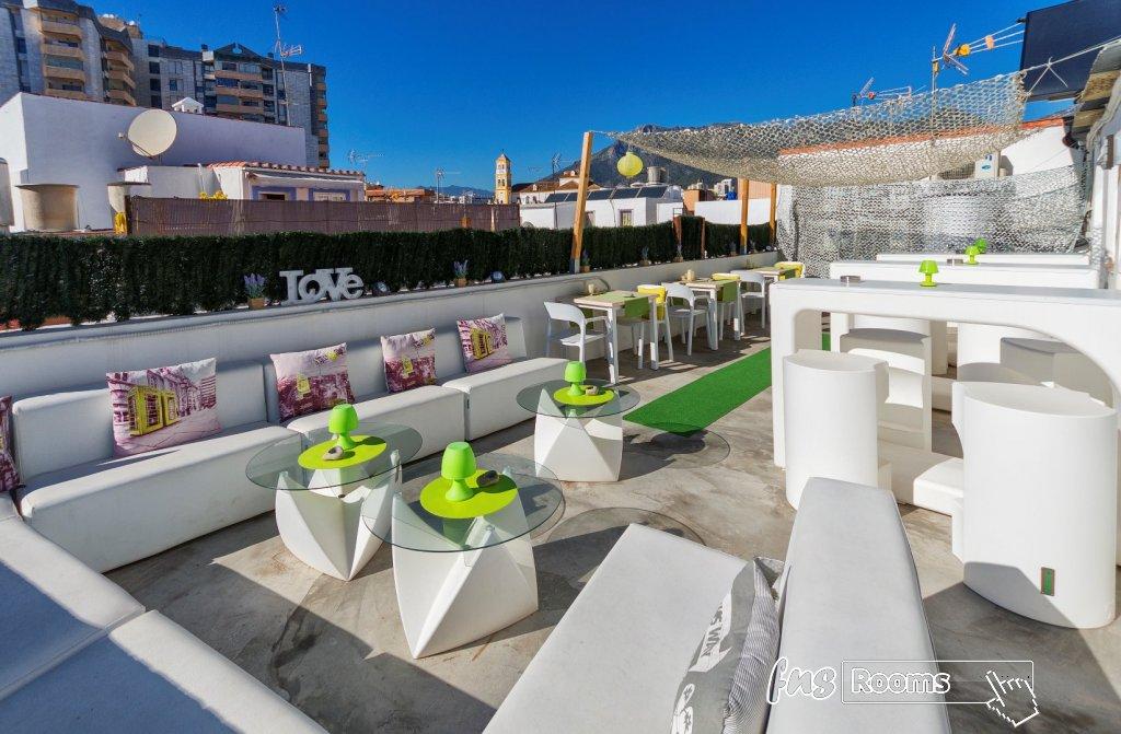 Hostal Tak Costa del Sol - Malaga