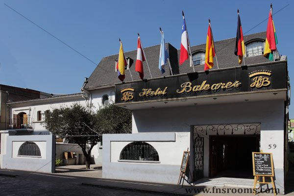 Hotel Baleares Santiago de Chile