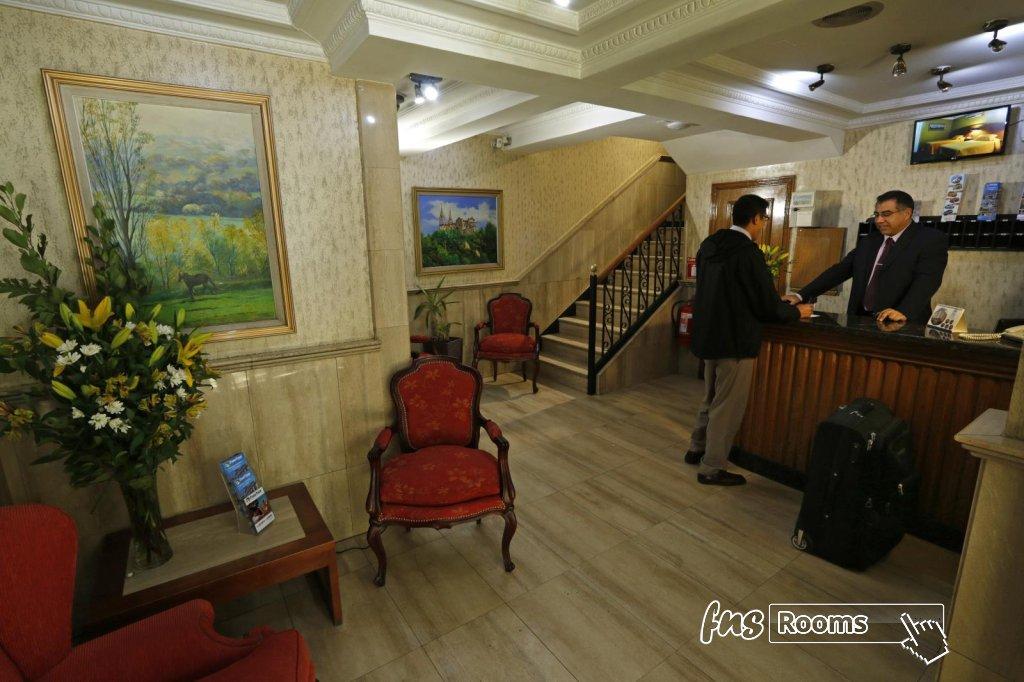Apart. Hotel Principado - Apart Hotel en Santiago Chile