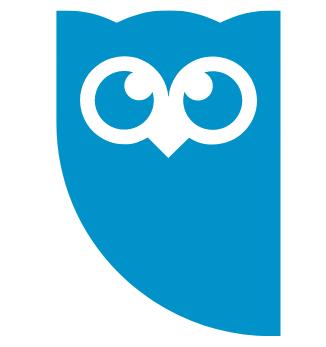 Logo Hootsuite para redes sociales
