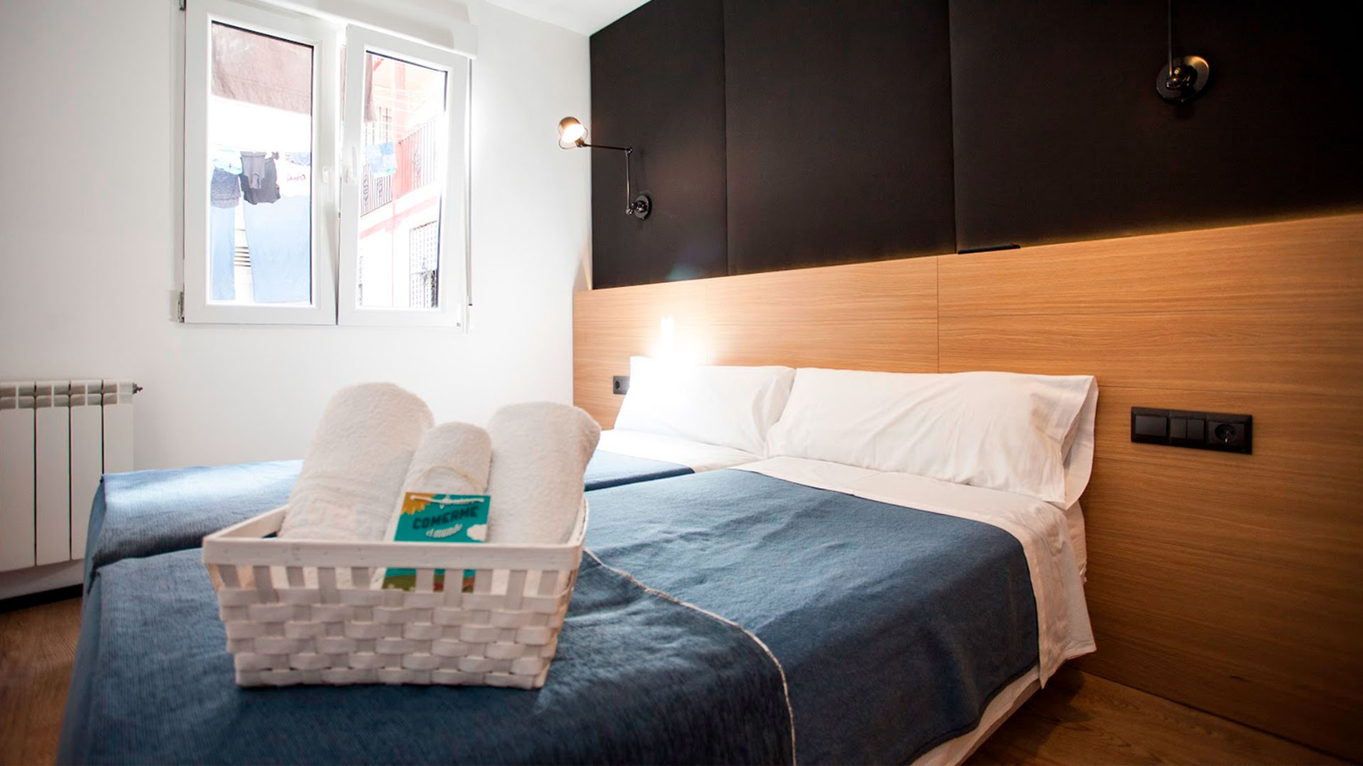 Imagen habitación hotel
