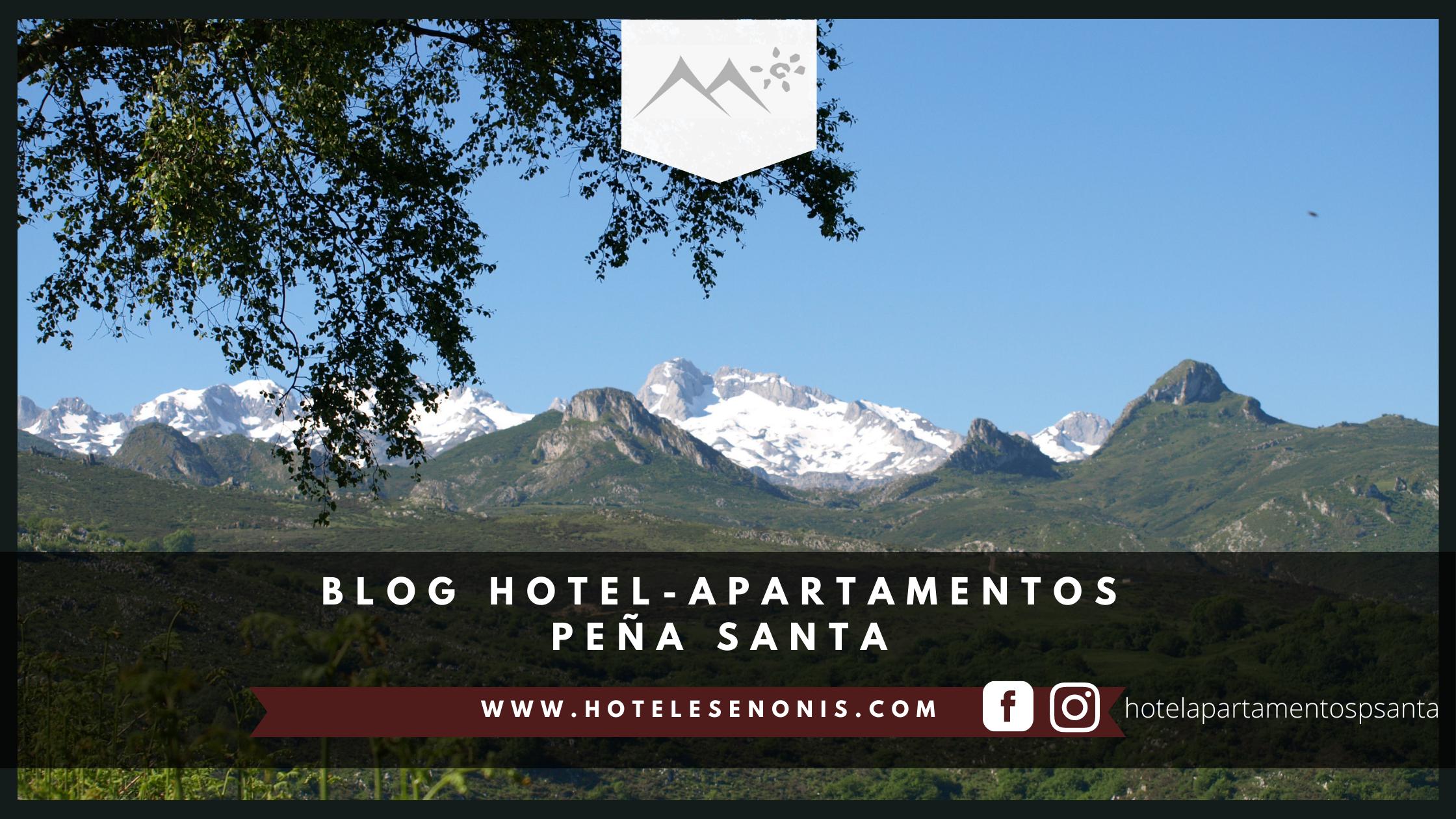 ¡¡¡ Bienvenidos al  blog del Hotel - Apartamentos Peña Santa. !!!